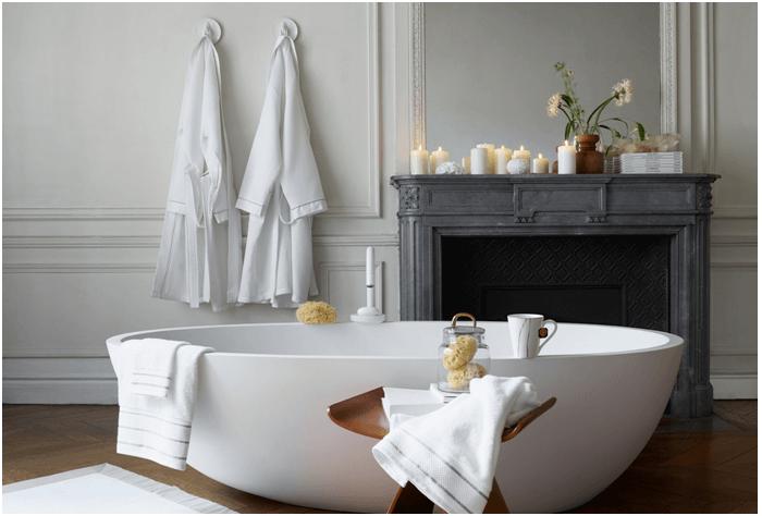Koupelny a dekorace Zara Home