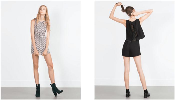 Slevy na šaty Zara