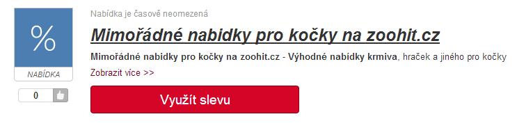 zoohit.cz sleva