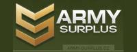 slevové kódy ARMY SURPLUS