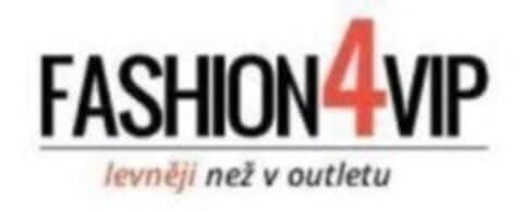 Slevové kupóny fashion4vip.cz
