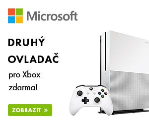 Druhý ovladač pro Xbox zdarma!