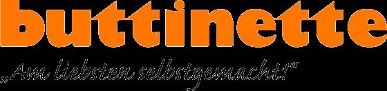 Das Logo von buttinette