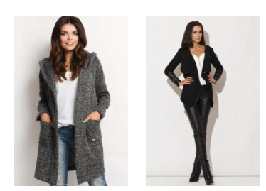 Sweaters bei Coco-Fashion