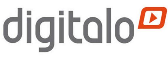 Das Logo von digitalo