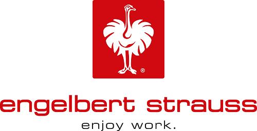 Das Logo von engelbert strauss