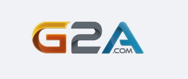 Das Logo von G2A
