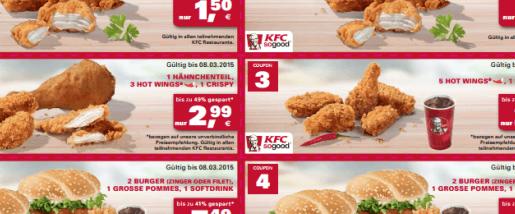 Rabatt KFC