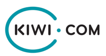 Das Logo von kiwi.com