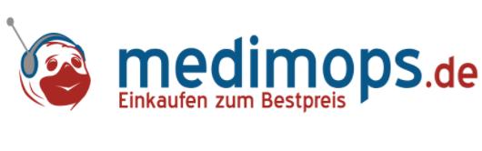 Das Logo von medimops.de