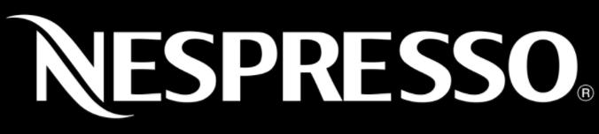 Das Logo von Nespresso