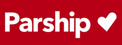 Das logo von Parship