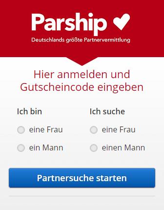 Parship Gutscheincode