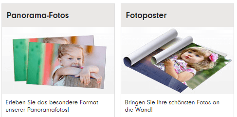 Fotos bei photobox