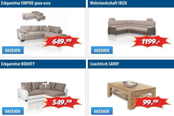 Sofa bei Roller.de