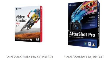 Grafiksoftware bei Software-Shop