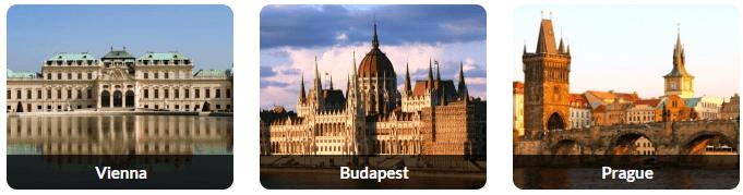 Budapest bei TICKETBAR