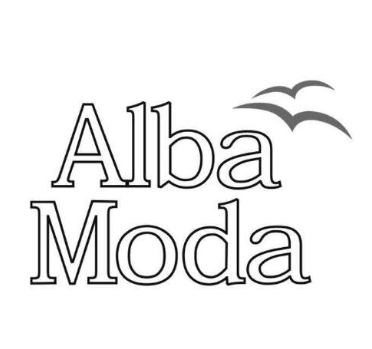 Das Logo von Alba Moda