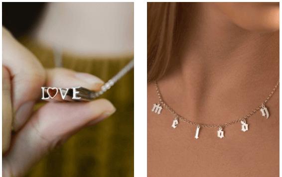 Halskette bei Alpeur