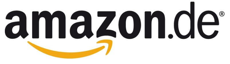Das Logo der Marke amazon