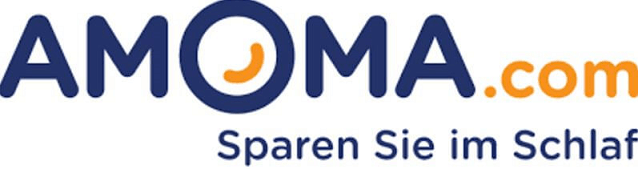 Das Logo von AMOMA.com