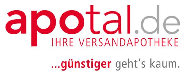 Das Logo von apotal.de