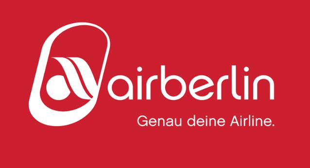 Das Logo von airberlin