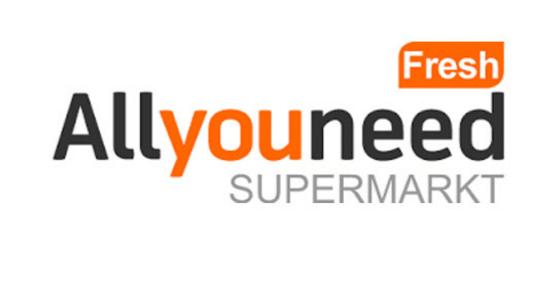 Allyouneedfresh, das Logo des Unternehmens