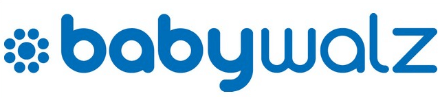 Das Logo von baby-walz