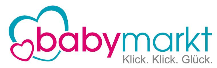 Das Logo von babymarkt
