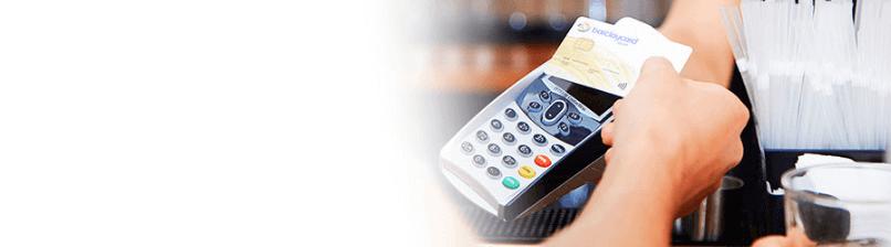 Einfache Zahlung bei barclaycard