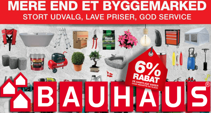 Bauhaus Rabatt
