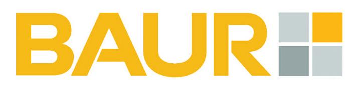 Das Logo der Marke BAUR