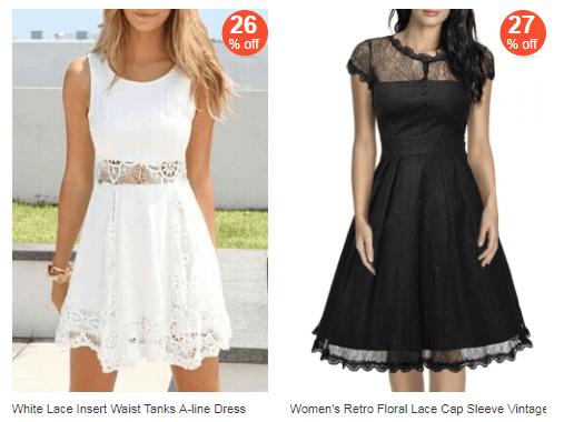 Dress bei Beautifulhalo