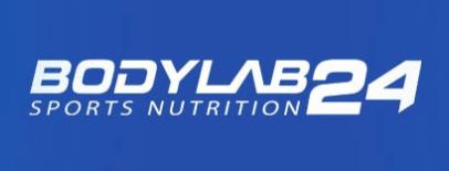 Das Logo von Bodylab24