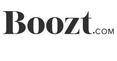 Das Logo von Boozt.com