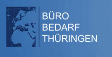 Das Logo von BÜRO BEDARF  THÜRINGEN