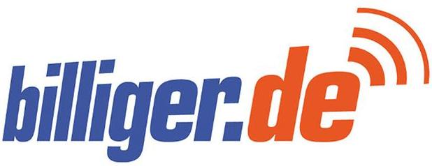 Das Logo von billiger.de
