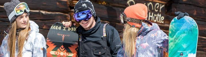 Snowboardjacken bei blue-tomato.com