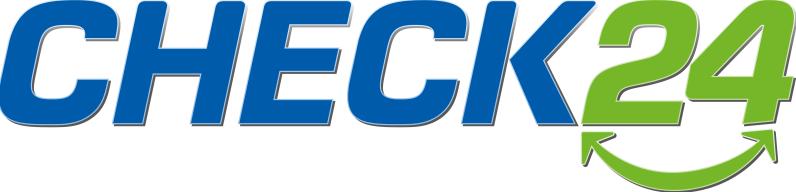 CHECK24 - das Logo der Firma