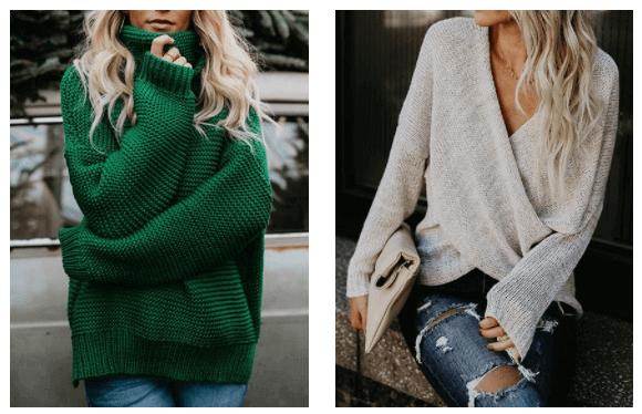 Pullovers bei CHICNICO