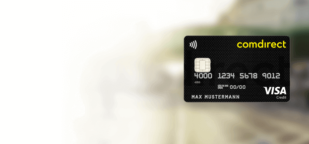"""Visa-Karte"