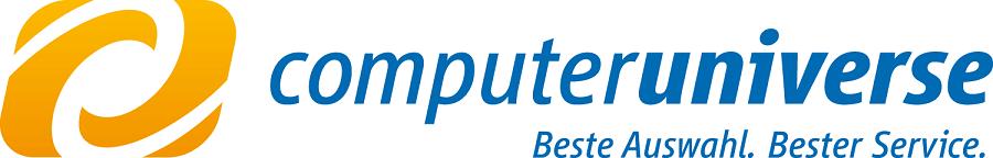 Das Logo von coputeruniverse