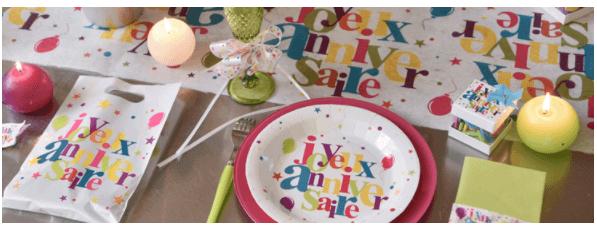 Geburtstag Sortiment bei Creatic Discount