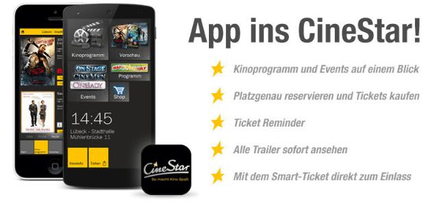 CineStar App