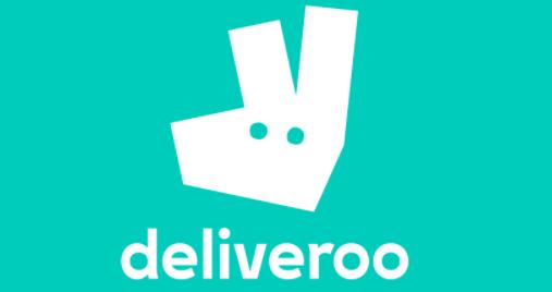Das Logo von deliveroo