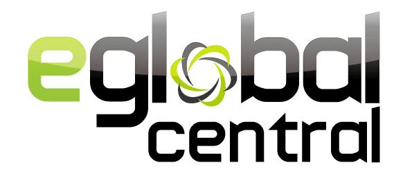 Das Logo der Firma eGlobal Central
