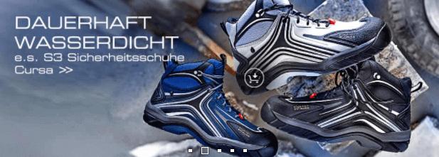Schuhe bei engelbert strauss