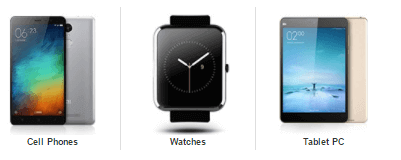 Smart Watches bei Everbuying