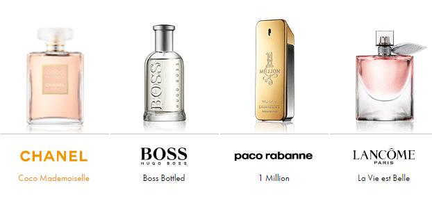 Parfüm bei easyCOSMETICS
